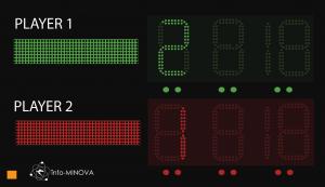 sportski semafor za tenis